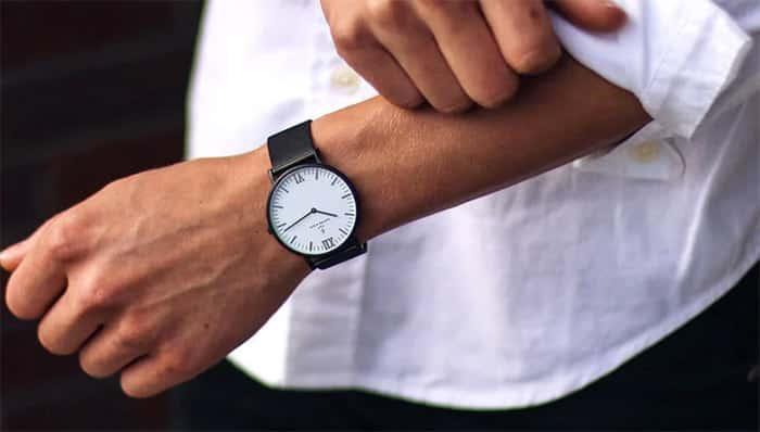 meilleur montre homme pas chère